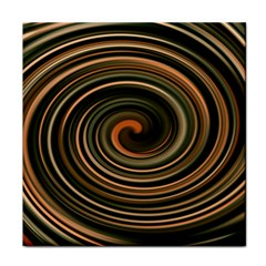 Strudel Spiral Eddy Background Tile Coasters by Nexatart