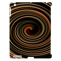 Strudel Spiral Eddy Background Apple Ipad 3/4 Hardshell Case (compatible With Smart Cover) by Nexatart