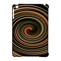 Strudel Spiral Eddy Background Apple Ipad Mini Hardshell Case (compatible With Smart Cover) by Nexatart