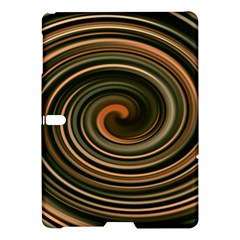 Strudel Spiral Eddy Background Samsung Galaxy Tab S (10 5 ) Hardshell Case  by Nexatart