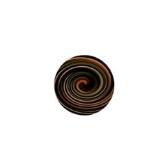 Strudel Spiral Eddy Background 1  Mini Buttons by Nexatart