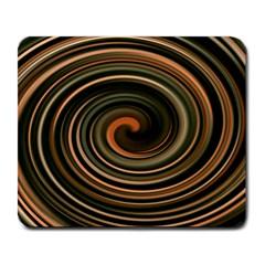 Strudel Spiral Eddy Background Large Mousepads