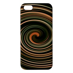 Strudel Spiral Eddy Background Apple Iphone 5 Premium Hardshell Case