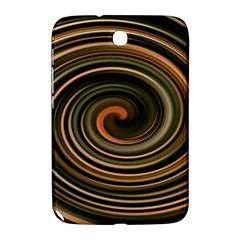 Strudel Spiral Eddy Background Samsung Galaxy Note 8 0 N5100 Hardshell Case  by Nexatart