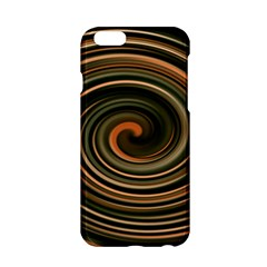 Strudel Spiral Eddy Background Apple Iphone 6/6s Hardshell Case