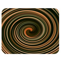 Strudel Spiral Eddy Background Double Sided Flano Blanket (medium)  by Nexatart