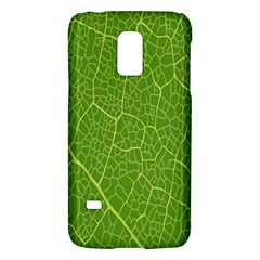 Green Leaf Line Galaxy S5 Mini by Mariart
