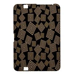 Magic Sleight Plaid Kindle Fire Hd 8 9  by Mariart