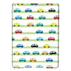 Small Car Red Yellow Blue Orange Black Kids Ipad Air Hardshell Cases by Mariart