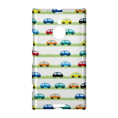 Small Car Red Yellow Blue Orange Black Kids Nokia Lumia 1520 by Mariart