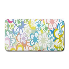 Star Flower Rainbow Sunflower Sakura Medium Bar Mats by Mariart