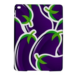 Vegetable Eggplant Purple Green Ipad Air 2 Hardshell Cases by Mariart