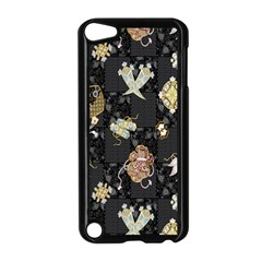 Traditional Music Drum Batik Apple Ipod Touch 5 Case (black) by Mariart