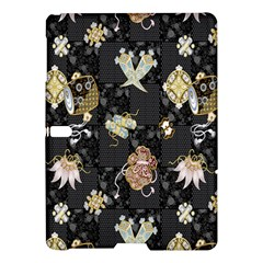Traditional Music Drum Batik Samsung Galaxy Tab S (10 5 ) Hardshell Case  by Mariart