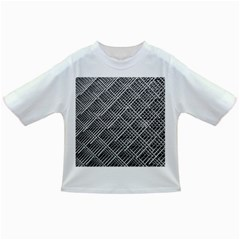 Pattern Metal Pipes Grid Infant/toddler T Shirts