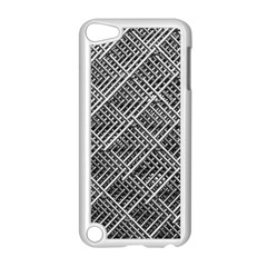 Pattern Metal Pipes Grid Apple Ipod Touch 5 Case (white) by Nexatart