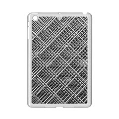 Pattern Metal Pipes Grid Ipad Mini 2 Enamel Coated Cases