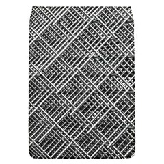Pattern Metal Pipes Grid Flap Covers (s)  by Nexatart