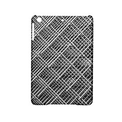 Pattern Metal Pipes Grid Ipad Mini 2 Hardshell Cases by Nexatart
