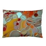 Liquid Bubbles Pillow Case