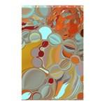 Liquid Bubbles Shower Curtain 48  x 72  (Small)