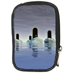 Abstract Gates Doors Stars Compact Camera Cases