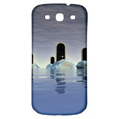 Abstract Gates Doors Stars Samsung Galaxy S3 S Iii Classic Hardshell Back Case by Nexatart