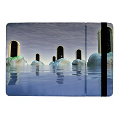 Abstract Gates Doors Stars Samsung Galaxy Tab Pro 10 1  Flip Case by Nexatart