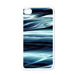 Texture Fractal Frax Hd Mathematics Apple Iphone 4 Case (white) by Nexatart