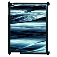 Texture Fractal Frax Hd Mathematics Apple Ipad 2 Case (black)