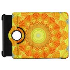 Sunshine Sunny Sun Abstract Yellow Kindle Fire Hd 7
