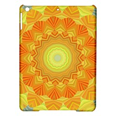 Sunshine Sunny Sun Abstract Yellow Ipad Air Hardshell Cases by Nexatart