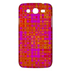 Pink Orange Bright Abstract Samsung Galaxy Mega 5 8 I9152 Hardshell Case  by Nexatart