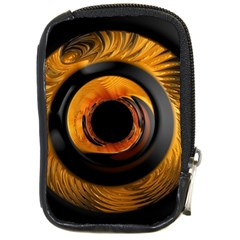 Fractal Pattern Compact Camera Cases by Nexatart