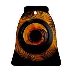 Fractal Pattern Ornament (bell)