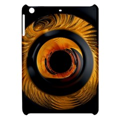 Fractal Pattern Apple Ipad Mini Hardshell Case by Nexatart