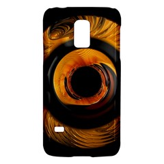 Fractal Pattern Galaxy S5 Mini by Nexatart