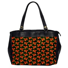 Background Wallpaper Flowers Green Office Handbags