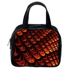 Fractal Mathematics Frax Hd Classic Handbags (one Side)