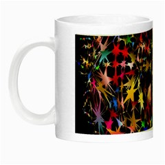 Network Integration Intertwined Night Luminous Mugs