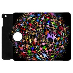 Network Integration Intertwined Apple Ipad Mini Flip 360 Case by Nexatart