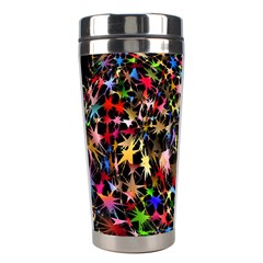 Network Integration Intertwined Stainless Steel Travel Tumblers by Nexatart