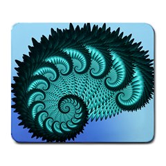 Fractals Texture Abstract Large Mousepads by Nexatart