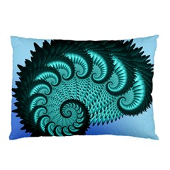 Fractals Texture Abstract Pillow Case (two Sides) by Nexatart