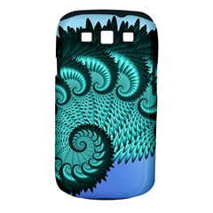 Fractals Texture Abstract Samsung Galaxy S Iii Classic Hardshell Case (pc+silicone) by Nexatart