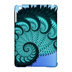 Fractals Texture Abstract Apple Ipad Mini Hardshell Case (compatible With Smart Cover) by Nexatart