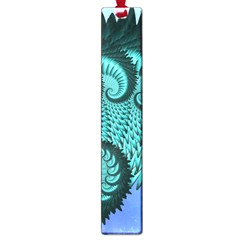 Fractals Texture Abstract Large Book Marks by Nexatart