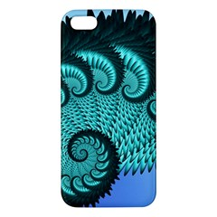 Fractals Texture Abstract Apple Iphone 5 Premium Hardshell Case