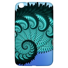 Fractals Texture Abstract Samsung Galaxy Tab 3 (8 ) T3100 Hardshell Case