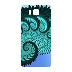 Fractals Texture Abstract Samsung Galaxy Alpha Hardshell Back Case